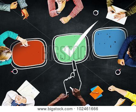 Assessment Evaluation Consideration Analysis Planning Strategy Concept