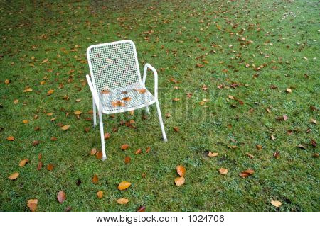 Deserted Chair 01