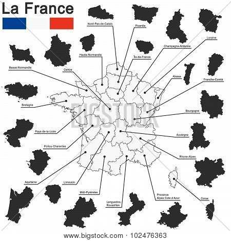 France And Federal States