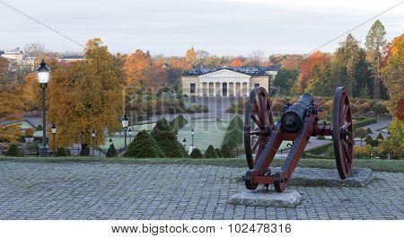 UPPSALA, SWEDEN ON OCTOBER 14