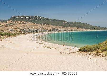 Seascape At Bolonia Dunes