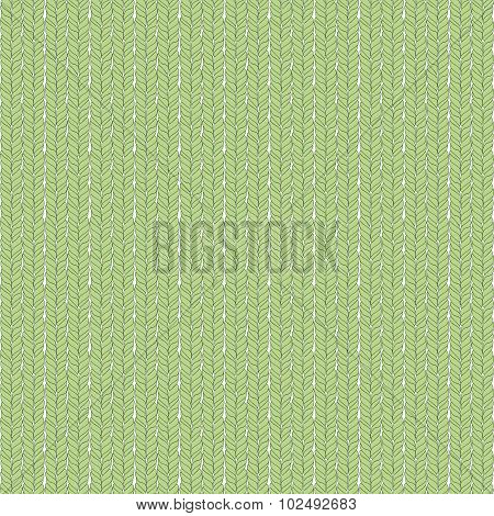 Seamless colored knitted background