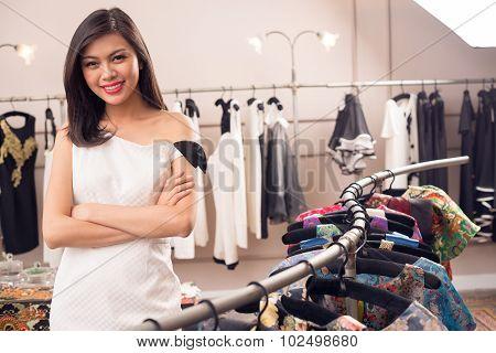 Lovely Shop Owner