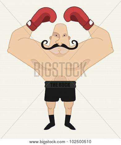 Boxer illustration