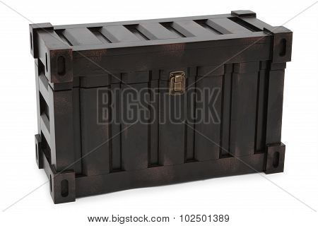 Black Freight Containers