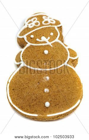 Gingerbread Cookies At Christmas