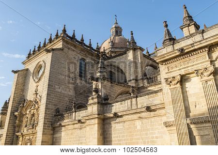 Jerez De La Frontera Cathedral, Spain