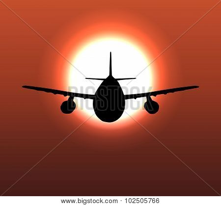airplane flight tickets air fly cloud sky travel