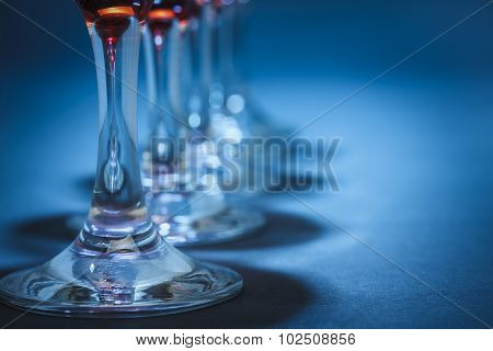 Wine Glasses Stems