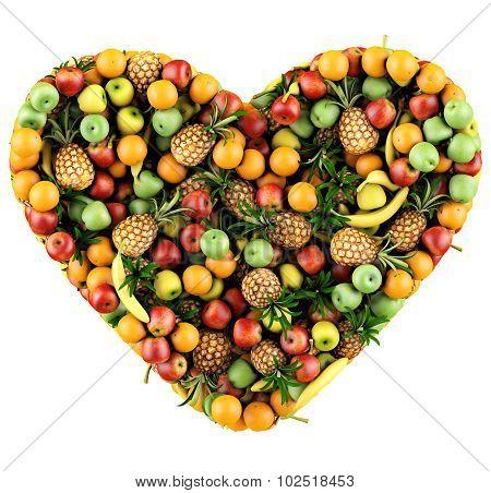 fruit 3d