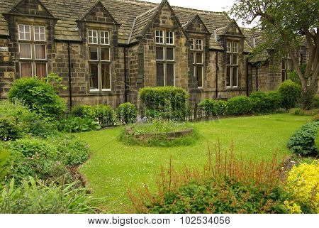 Old House In Leeds, Uk