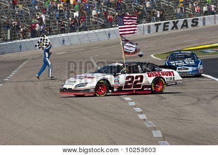 Nascar:  Nov 06 O'reilly Auto Parts Challenge