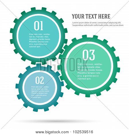 Gears-concept-green-energy-infographics-flat-style