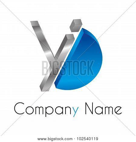 Letter Logo Y