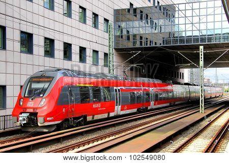 Db Regio Passenger Train