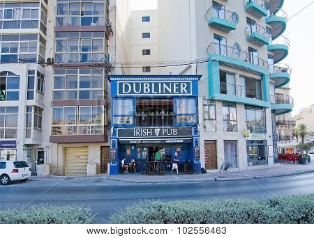 Dubliner Saint Julians