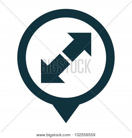 arrow sign pointer movement direction