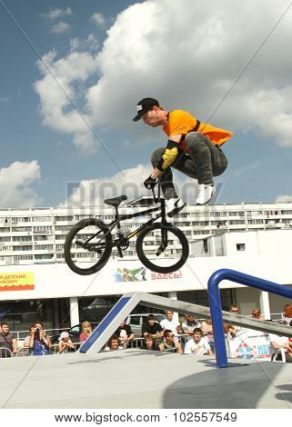 Bmx Competitions