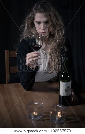 Alcoholic Drinking Wine