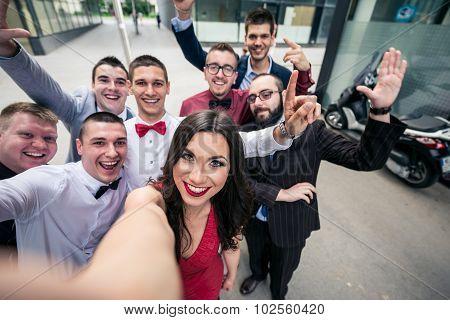 Fun Team Photo