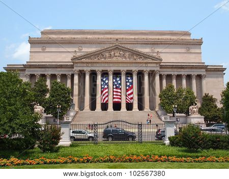 National Archives Building Usa