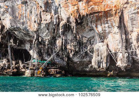 Viking Cave Pier