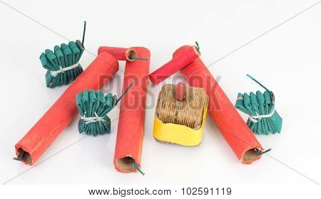 China firecrackers and crackers