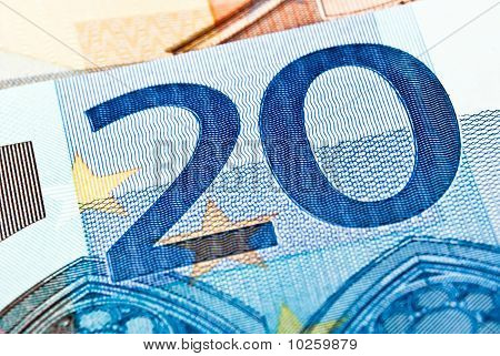 Twenty Euro Note