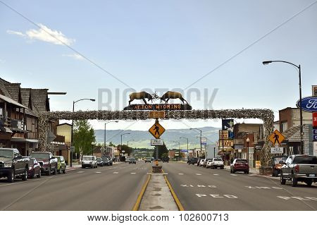The World's Largest Elkhorn Arch