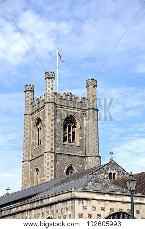St Marys Church, Henley-on-Thames.