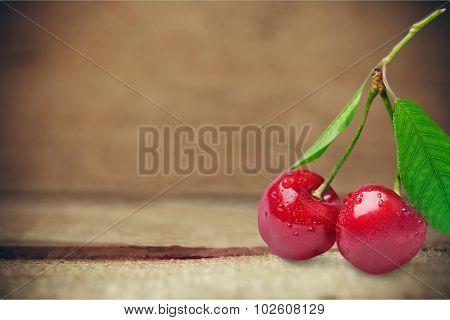 Cherry Fruit.