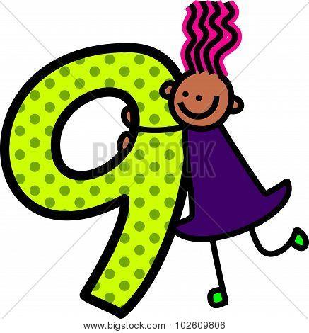 Number Nine Girl