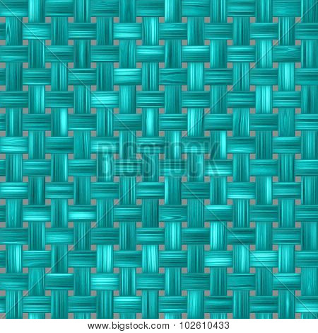 Blue woven fabric, a fabric texture background. fabric natural canvas texture.