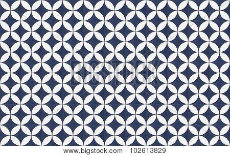 Tiles Pattern Geometric Mosaic