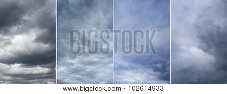 Four Cloudy Skies, Every Photo 6 Mp.