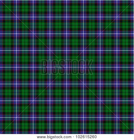 Clan Galbraith Tartan
