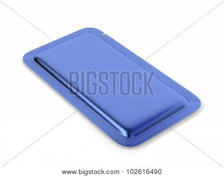 Blue Sachet
