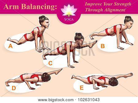 Yoga Arm Balancing