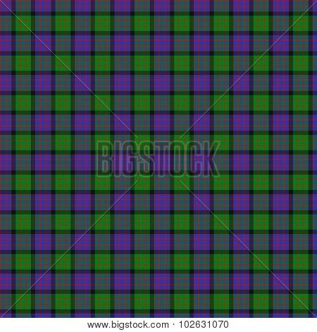 Clan Macbrayne Tartan