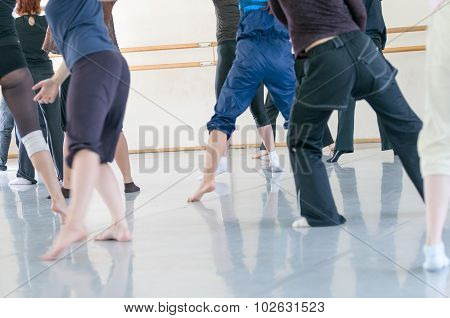 International summer dance school