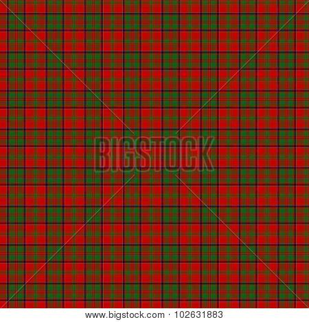 Clan Macdonald Of Glencoe Tartan
