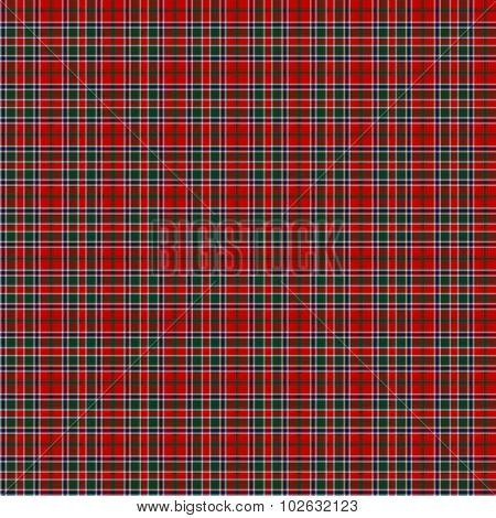 Clan Macdonald Of Lochmaddy Tartan