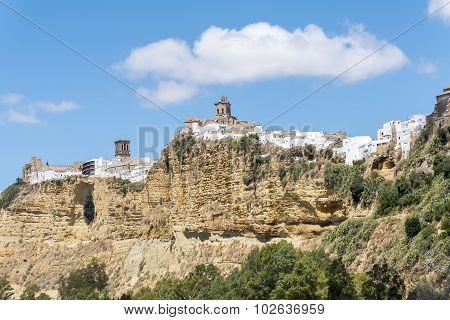 View Of Arcos De La Frontera, Spain