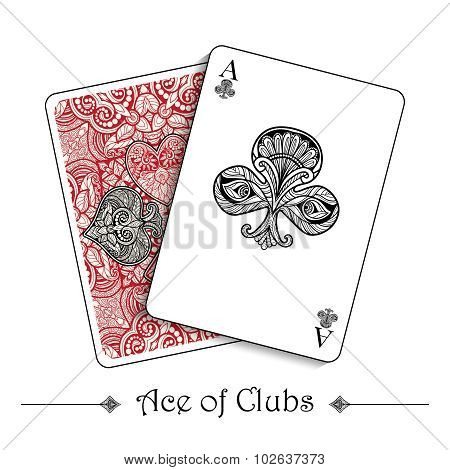 Playing Cards Concept