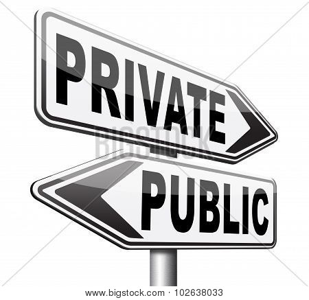 Private Or Public