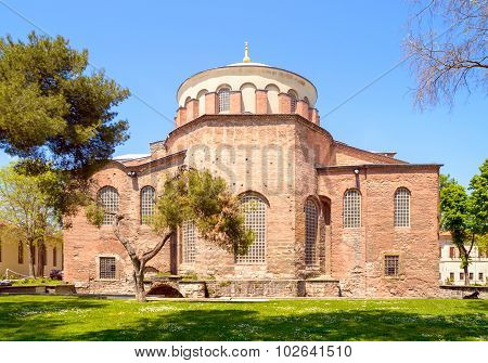 Hagia Eirene Historic Church