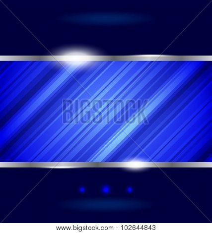 Techno abstract background, striped texture
