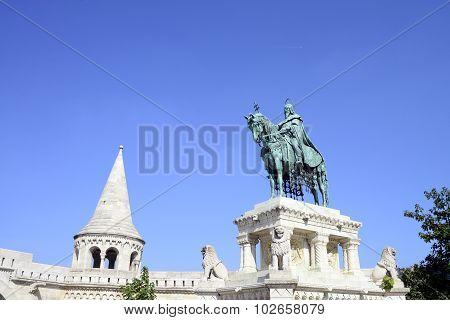 Saint Stephen Statue