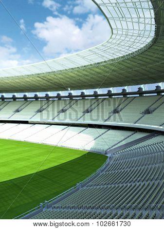 Sports stadium venue