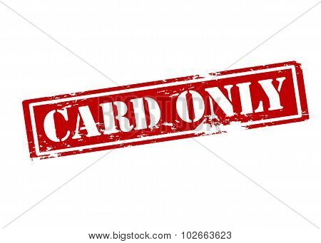 Card Only
